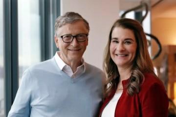 宣布离婚前盖茨夫妇的基金会清仓苹果Twitter股票