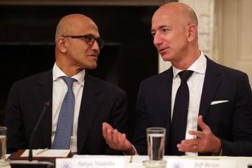 亚马逊秘密组建反抗联盟挑战微软办公市场霸主地位