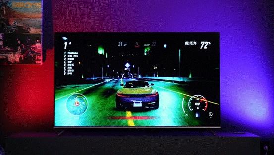 次世代主机新搭档8.05长虹将推出新一代游戏电视